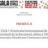 FILB 7 a primit premiul II la Gala Societății Civile, ediția a XIII-a