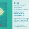 "Vernisaj expoziția ""Trei"", la Galeria AnnArt"
