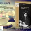 """Angela Baciu lansează """"Despre cum nu am ratat o literatură grozavă"""", la Cărturești Verona"""