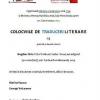 Colocviile de Traduceri Literare, ediția 14