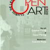 Cristian Fulaș și Cezar Pârlog, la ediția a II-a a Clubului de lectură Open Art