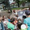 200 de copii, la Școala de Vară de la Palatul Suțu, în mai puțin de o lună