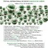 """Festivalul Internațional de Poezie și Muzică de Cameră """"Poezia e la Bistrița"""", ediția a VII-a"""