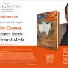 """Despre """"Uimitoarea istorie a lui Șabbatai Mesia"""" de Andrei Cornea, la Librăria Humanitas de la Cişmigiu"""