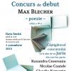 "Concurs de debut ""Max Blecher"", ediția a V-a"