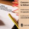 Editura Univers anunță un Concurs de manuscrise