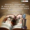 Festivalul Internațional de Poezie Artgothica, Sibiu 2015