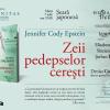 """Seară japoneză dedicată romanului """"Zeii pedepselor cereşti"""", un nou bestseller internaţional, semnat de Jennifer Cody Epstein"""