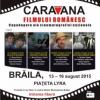"""Îndrăgiţi actori brăileni pot fi văzuţi pe ecranul """"Caravanei filmului românesc"""", la Brăila"""