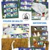 """""""Păsări de baltă"""", cea mai nouă emisiune de mărci poștale"""