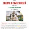 """""""Salonul de carte și muzică"""", ediția a V-a, Casino Sinaia"""
