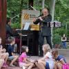 Proiectul Street Art Muzical a vrăjit sonor bucureştenii din parcurile Bazilescu şi Kiseleff