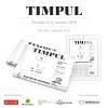 A apărut numărul 197 al revistei de cultură contemporană TIMPUL