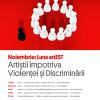 Concursuri de fotografie, scenarii de teatru și film pe tema violenței și discriminării, la Luna artEST