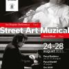 """Flautistul Ion Bogdan Ștefănescu și pianistul Horia Mihail, la """"Street Art Muzical"""""""