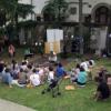 Vară fertilă în grădina Institutului Cultural Român – ateliere pentru toate vârstele