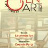 Laurențiu Ion, invitat la Clubul de lectură Open Art