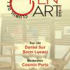 Daniel Sur și Sorin Lucaci, la a XI-a ediție a Clubului de lectură Open Art