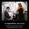 Andreea Chira şi Ruben Doran, în concert la ICR Viena