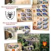 Descoperă tărâmul unic al Moldovei pe timbrele românești