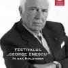 """""""Festivalul George Enescu în era Holender"""", o carte-mărturie despre evoluția celui mai prestigios eveniment cultural din România"""
