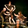 """""""Un minut de dans sau UF!!!"""" cu Gigi Caciuleanu, la Teatrul Mic"""