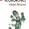 """""""Matei Brunul"""", de Lucian Dan Teodorovici, finalist la Premiul Literar al Europei Centrale ANGELUS"""