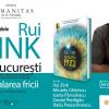 Întâlnire cu scriitorul portughez Rui Zink, la Librăria Humanitas de la Cişmigiu