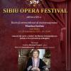 Viorica Cortez, în recital extraordinar, la Sibiu Opera Festival