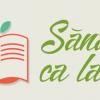 """Ateliere """"Sănătate ca la carte"""", la București și Cluj-Napoca"""