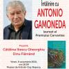 Poetul spaniol Antonio Gamoneda, la Cluj – FICT 2015