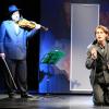 """Spectacolul """"Însemnările unui nebun"""" deschide noua stagiune teatrală ARCUB Batiște"""