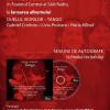 """Lansarea albumului """"Duelul viorilor"""", la Radio România"""