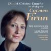 """Carmen Firan, invitată la """"Literatura de azi """""""