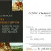 """""""Despre Ierarhiile Divine"""", la Librăria Bizantină"""
