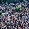 Peste 15000 de credincioși, la slujba Sfintei Liturghii de hramul Sfintei Cuvioase Parascheva de la Iași