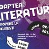 """Literatură din 14 ţări, la """"Noaptea Literaturii Europene la București"""""""