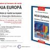 """Dezbatere: """"Noua Europă. Identitate și model european"""""""
