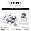 A apărut numărul lunii octombrie al revistei TIMPUL