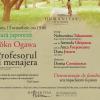 """Seară japoneză dedicată romanului """"Profesorul şi menajera"""" de Yoko Ogawa, la Libraria Humanitas de la Cişmigiu"""