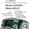 """Nicolae Coande și Mihnea Bâlici, la Clubul de lectură """" Institutul Blecher"""""""