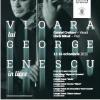 Vioara lui George Enescu se aude în liceele bucureştene