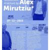 Alex Mirutziu – Masterclass și prelegere, la Universitatea de Artă și Design Bezalel
