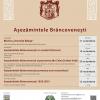 """""""Așezămintele Brâncovenești: 1835 – 2015- Reconstituire istorică și virtuală"""""""