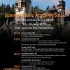 jmEvents aduce nume de elită din Europa, la Summer Music Academy Sinaia 2016