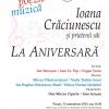 Seară specială de poezie și muzică: Ioana Crăciunescu și prietenii săi. La Aniversară