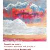 Expoziţie de pictură-  ÎnCHIPuiri  de Cristina Ţurlea