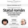 """Liviu Mihaiu, la Colocviile """"Oamenii Timpului"""""""
