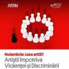 Tudor Chirilă și Ionuț Vulpescu dezbat cele mai acute forme de discriminare din România anului 2015, în cadrul lunii artEST