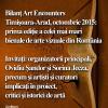 "Bilanţ ""Art Encounters"", la Cafeneaua critică"